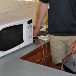 Barwon Test and Tag Microwave Leakage